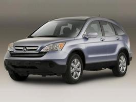 2009 Honda CR-V EXL