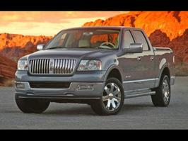 2006 Lincoln Mark LT Base
