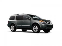2012 Nissan Armada Platinum Edition
