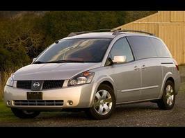 2006 Nissan Quest S