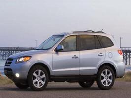 2009 Hyundai Santa Fe Limited Edition