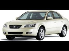 2008 Hyundai Sonata Limited Edition
