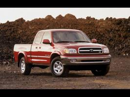 2002 Toyota Tundra Limited Edition