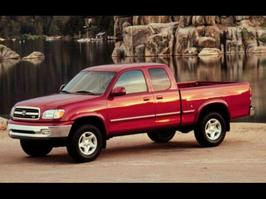 2000 Toyota Tundra Limited Edition