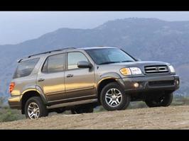 2005 Toyota Sequoia Limited Edition