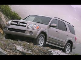 2007 Toyota Sequoia Limited Edition