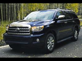 2008 Toyota Sequoia Limited Edition