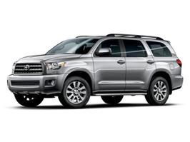 2014 Toyota Sequoia Limited Edition