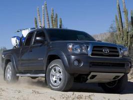 2010 Toyota Tacoma X-Runner