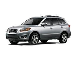 2012 Hyundai Santa Fe Limited Edition