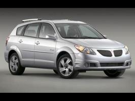2005 Pontiac Vibe GT