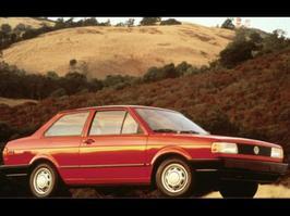 1993 Volkswagen Fox Polo