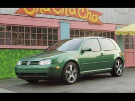 2001 Volkswagen GTI GLS Turbo