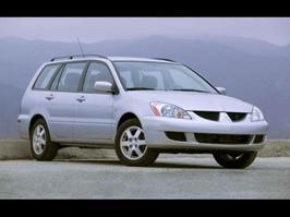 2004 Mitsubishi Lancer LS