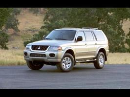 2002 Mitsubishi Montero Sport Limited