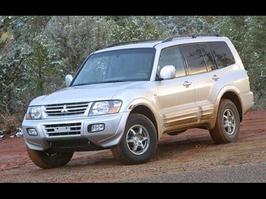 2005 Mitsubishi Montero Limited