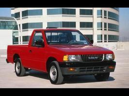 1995 Isuzu TF S