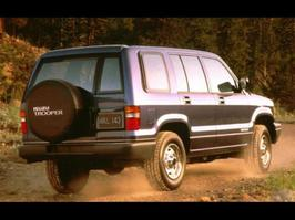 1994 Isuzu Trooper S