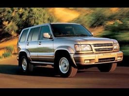 2002 Isuzu Trooper Limited Edition