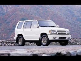 2000 Isuzu Trooper Limited Edition