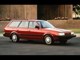 1990 Subaru Loyale
