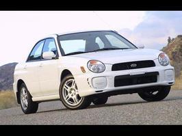 2003 Subaru Impreza 2.5RS