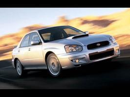 2004 Subaru Impreza 2.5RS
