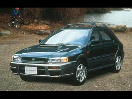 1997 Subaru Impreza Outback Sport
