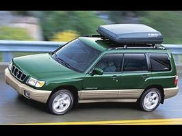 2002 Subaru Forester S