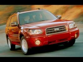 2004 Subaru Forester 2.5XS