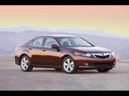 2009 Acura TSX Technology