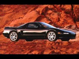 1996 Acura NSX T
