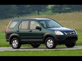 2004 Honda CR-V LX
