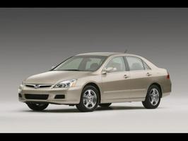 2007 Honda Accord Base