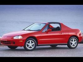 1995 Honda Civic del Sol