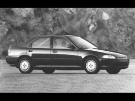 1993 Honda Civic DX