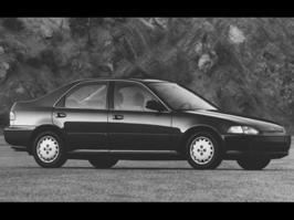 1992 Honda Civic LX