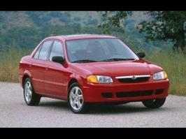 1999 Mazda Protege ES