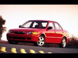 2000 Mazda Protege ES