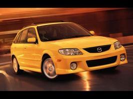 2003 Mazda Protege 5