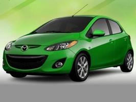 2011 Mazda Mazda2 Sport