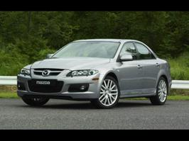 2006 Mazda MAZDASPEED6 Grand Touring
