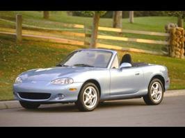 2003 Mazda Miata LS