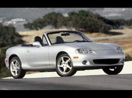 2004 Mazda Miata LS
