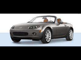 2008 Mazda Miata Sport