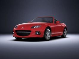 2014 Mazda Miata Sport