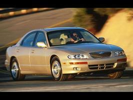 1996 Mazda Millenia Base