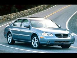 2000 Nissan Maxima GLE