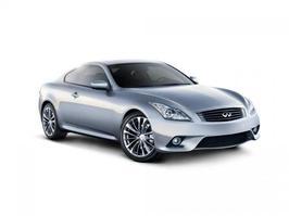 2011 Infiniti G37 Coupe Journey