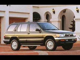 1996 Nissan Pathfinder SE